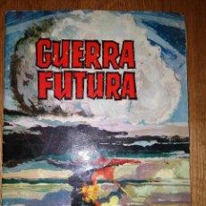 Coleccionismo Álbum: ALBUM GUERRA FUTURA . ALBUM DE CHOCOLATES SULTANA . COMPLETO. Lote 113054355