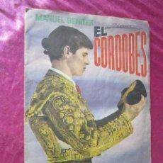 Coleccionismo Álbum: ALBUM DE CROMOS COMPLETO EL CORDOBES A FALTA DE UNO DISGRA. Lote 113153687