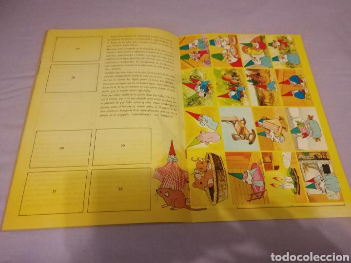 Coleccionismo Álbum: ALBUM - EL LIBRO DE LISA - COMPLETO - Cromos por pegar . serie tv DAVID EL GNOMO - DANONE de 1985 - Foto 4 - 113842743
