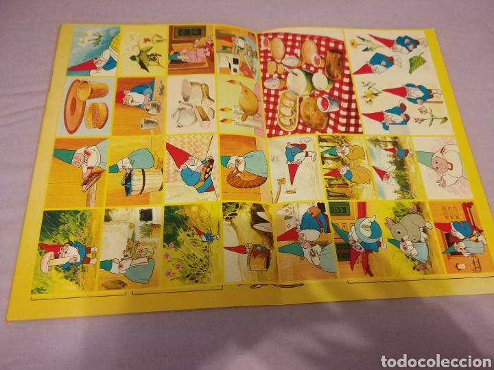 Coleccionismo Álbum: ALBUM - EL LIBRO DE LISA - COMPLETO - Cromos por pegar . serie tv DAVID EL GNOMO - DANONE de 1985 - Foto 5 - 113842743