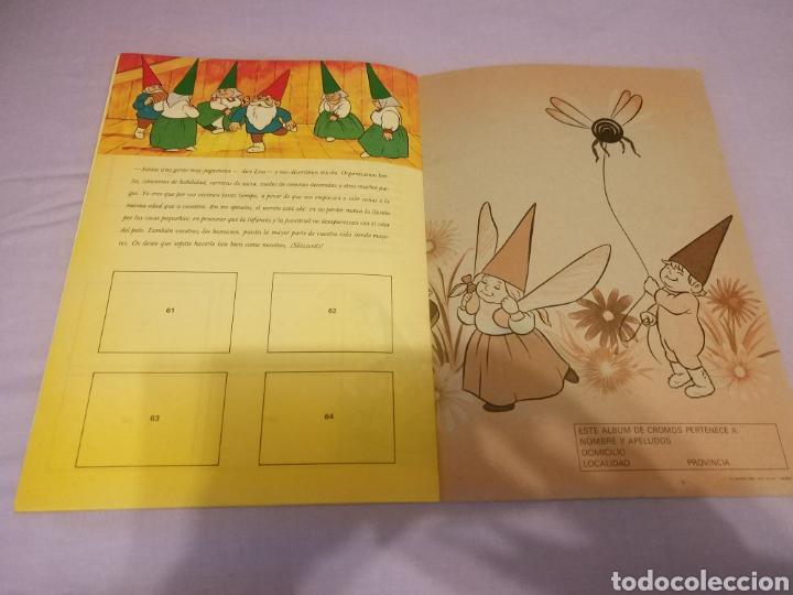 Coleccionismo Álbum: ALBUM - EL LIBRO DE LISA - COMPLETO - Cromos por pegar . serie tv DAVID EL GNOMO - DANONE de 1985 - Foto 8 - 113842743