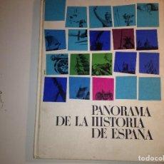 Coleccionismo Álbum: PANORAMA DE LA HISTORIA DE ESPAÑA. Lote 114057699