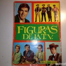 Coleccionismo Álbum: FIGURAS DE LA TV. Lote 114059323