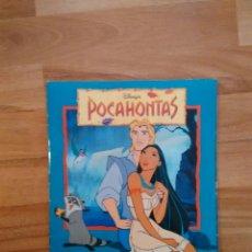 Coleccionismo Álbum: ÁLBUM COMPLETO DISNEY POCAHONTAS DE PANINI (AÑO 1996). Lote 114219339