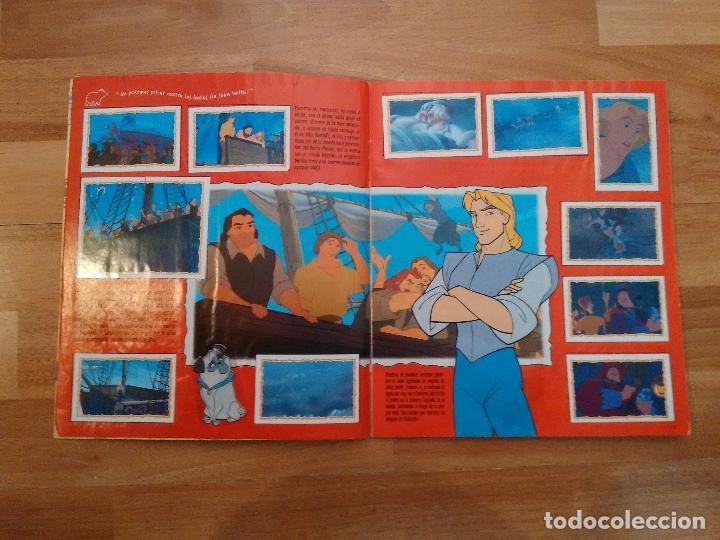 Coleccionismo Álbum: ÁLBUM COMPLETO DISNEY POCAHONTAS DE PANINI (AÑO 1996) - Foto 3 - 114219339