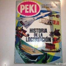 Coleccionismo Álbum: HISTORIA DE LA LOCOMOCIÓN. Lote 114671047