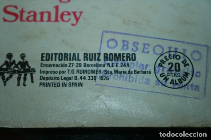 Coleccionismo Álbum: Album completo viajes y conquistadores año 1976 editorial Ruiz Romero. - Foto 2 - 115024015