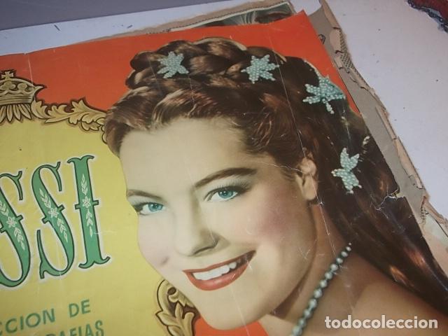 Coleccionismo Álbum: ALBUM COMPLETO DE SISSI VER DESCRIPCION,BARATO - Foto 2 - 115139203