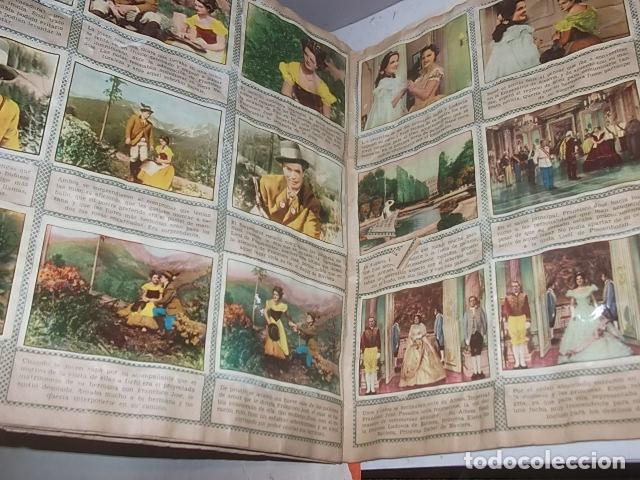 Coleccionismo Álbum: ALBUM COMPLETO DE SISSI VER DESCRIPCION,BARATO - Foto 6 - 115139203