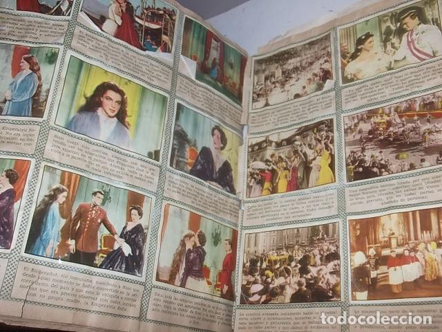 Coleccionismo Álbum: ALBUM COMPLETO DE SISSI VER DESCRIPCION,BARATO - Foto 8 - 115139203