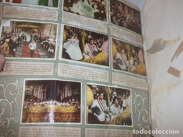 Coleccionismo Álbum: ALBUM COMPLETO DE SISSI VER DESCRIPCION,BARATO - Foto 9 - 115139203