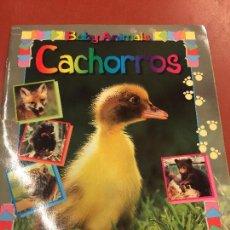 Coleccionismo Álbum: CACHORROS - DE PANINI. ALBUM DE CROMOS COMPLETO - CROMOS MUY BIEN COLOCADOS.. Lote 115216483