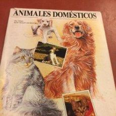 Coleccionismo Álbum: ANIMALES DOMESTICOS DE PANINI. ALBUM DE CROMOS COMPLETO - CROMOS MUY BIEN COLOCADOS.. Lote 115223991