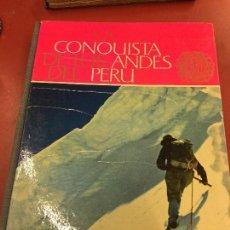 Coleccionismo Álbum: LA CONQUISTA DE LOS ANDES CROMOS ALBUM NESTLE. COMPLETO - ANTIGUO, DEL AÑO 1964. Lote 115283831