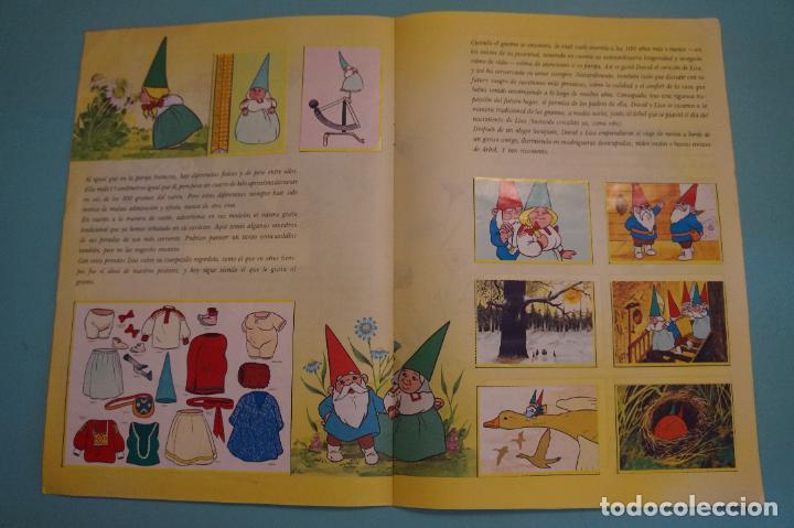 Coleccionismo Álbum: ÁLBUM COMPLETO DE EL LIBRO DE LISA AÑO 1985 DE DANONE - Foto 3 - 115555431