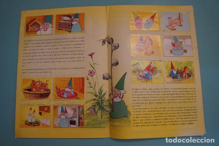 Coleccionismo Álbum: ÁLBUM COMPLETO DE EL LIBRO DE LISA AÑO 1985 DE DANONE - Foto 4 - 115555431