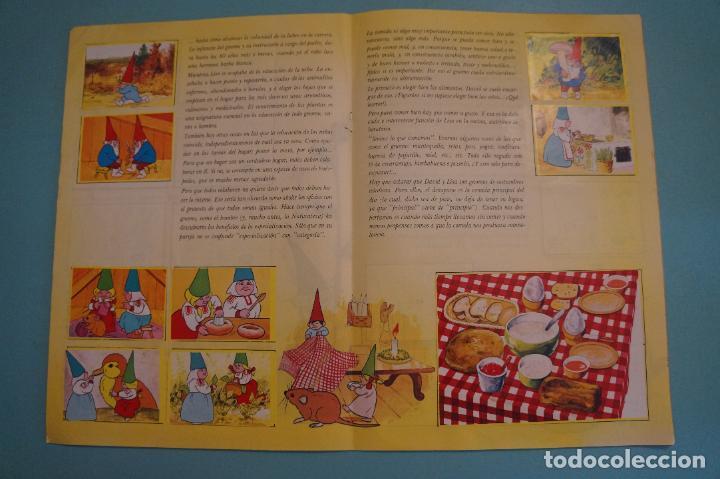 Coleccionismo Álbum: ÁLBUM COMPLETO DE EL LIBRO DE LISA AÑO 1985 DE DANONE - Foto 5 - 115555431