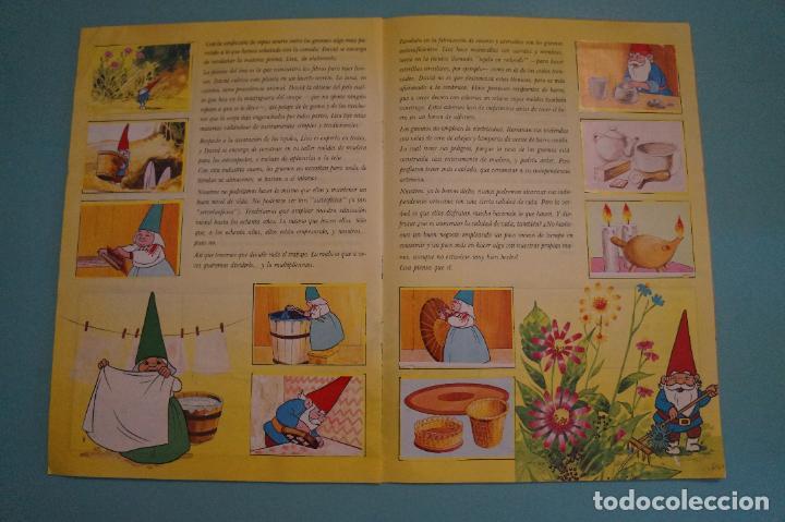Coleccionismo Álbum: ÁLBUM COMPLETO DE EL LIBRO DE LISA AÑO 1985 DE DANONE - Foto 6 - 115555431