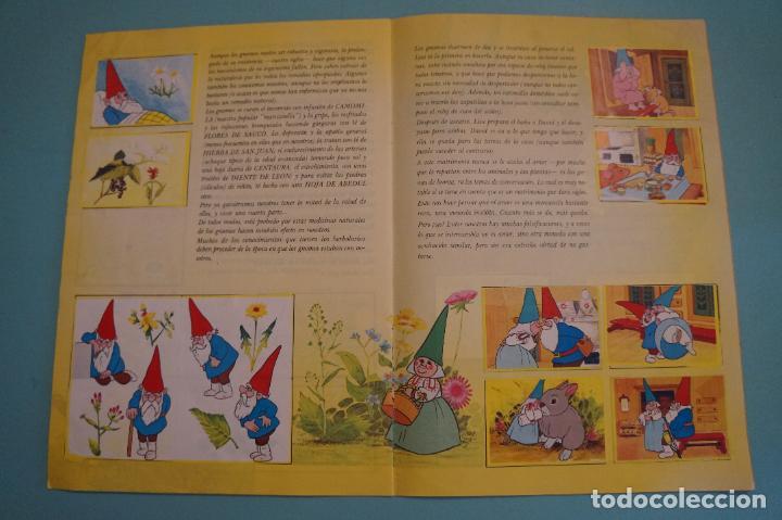 Coleccionismo Álbum: ÁLBUM COMPLETO DE EL LIBRO DE LISA AÑO 1985 DE DANONE - Foto 7 - 115555431
