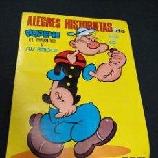 Coleccionismo Álbum: ALBUM DE CROMOS COMPLETO - ALEGRES HISTORIETAS DE POPEYE EL MARINO Y SUS AMIGOS - FHER. Lote 115594895