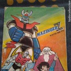 Coleccionismo Álbum: ALBUM DE CROMOS MAZINGER Z COMPLETO. FHER 1978. Lote 115699684