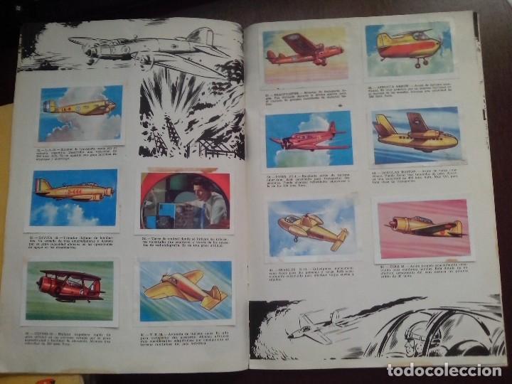 Coleccionismo Álbum: LA CONQUISTA DEL AIRE. COMPLETO Y EN BUEN ESTADO. GRAN OPORTUNIDAD - Foto 2 - 116193279