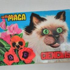 Coleccionismo Álbum: ALBUM COMPLETO CIENCIAS DE MAGA. Lote 115246967