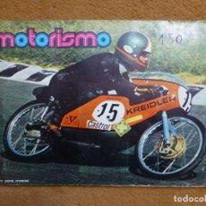 Coleccionismo Álbum: ALBUM DE CROMOS COMPLETO - MOTORISMO - EDITORIAL FHER - 1973. Lote 116239727