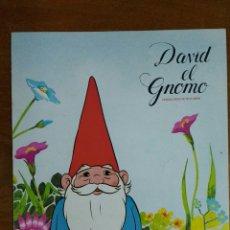 Coleccionismo Álbum: ÁLBUM COMPLETO DAVID EL GNOMO. DANONE. Lote 116374358