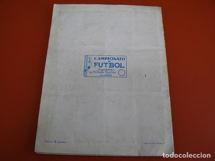 Coleccionismo Álbum: ALBUM CAMPEONATO DE FUTBOL 57/58, JUGADORES DE 1ª DIVISION, GRAFICAS NILO, COMPLETO - Foto 2 - 116443267
