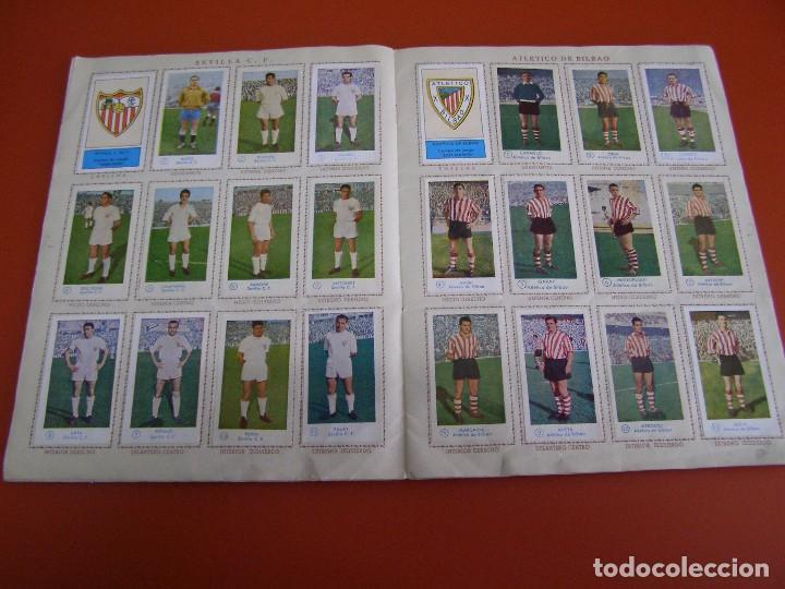 Coleccionismo Álbum: ALBUM CAMPEONATO DE FUTBOL 57/58, JUGADORES DE 1ª DIVISION, GRAFICAS NILO, COMPLETO - Foto 5 - 116443267