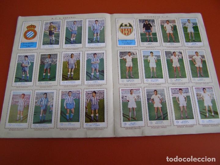 Coleccionismo Álbum: ALBUM CAMPEONATO DE FUTBOL 57/58, JUGADORES DE 1ª DIVISION, GRAFICAS NILO, COMPLETO - Foto 6 - 116443267