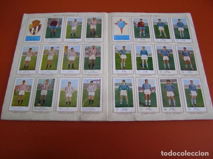 Coleccionismo Álbum: ALBUM CAMPEONATO DE FUTBOL 57/58, JUGADORES DE 1ª DIVISION, GRAFICAS NILO, COMPLETO - Foto 9 - 116443267