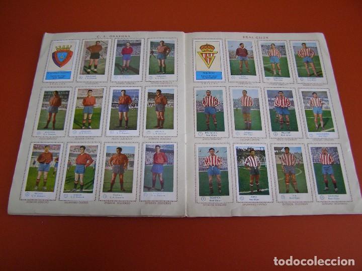Coleccionismo Álbum: ALBUM CAMPEONATO DE FUTBOL 57/58, JUGADORES DE 1ª DIVISION, GRAFICAS NILO, COMPLETO - Foto 10 - 116443267