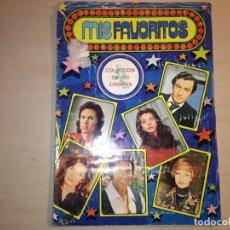 Coleccionismo Álbum: MIS FAVORITOS. Lote 116469147