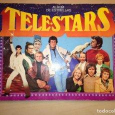 Coleccionismo Álbum: TELE STARS. Lote 116579527