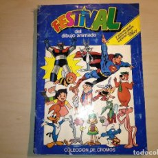 Coleccionismo Álbum: FESTIVAL DEL DIBUJO ANIMADO. Lote 116580267