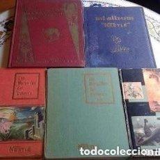 Coleccionismo Álbum: NESTLE. MI ÁLBUM.MARAVILLAS DEL MUNDO, MARAVILLAS DEL UNIVERSO 1, 2 Y 3 . Lote 116663555
