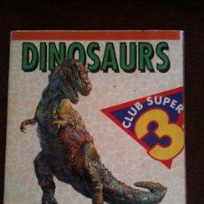 Coleccionismo Álbum: DINOSAURS CLUB SUPER 3.CATALAN. Lote 116699971