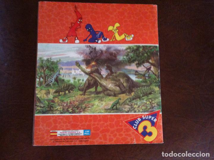 Coleccionismo Álbum: DINOSAURS CLUB SUPER 3.CATALAN - Foto 2 - 116699971