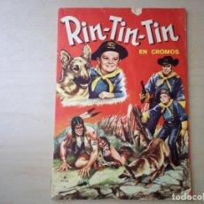 Coleccionismo Álbum: RIN TIN TIN. Lote 116708675