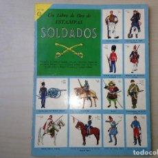 Coleccionismo Álbum: SOLDADOS. Lote 116768319
