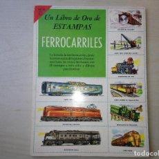 Coleccionismo Álbum: FERROCARRILES. Lote 116768739