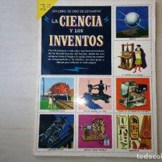 Coleccionismo Álbum: LA CIENCIA Y LOS INVENTOS. Lote 116769323