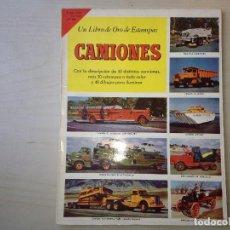 Coleccionismo Álbum: CAMIONES. Lote 116769515