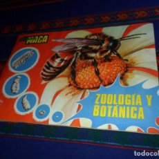 Coleccionismo Álbum: SIN ESCRITOS. ÁLBUM MAGA ZOOLOGÍA Y BOTÁNICA COMPLETO 288 CROMOS. 1969. MUY BUEN ESTADO.. Lote 116906607