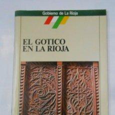 Coleccionismo Álbum: EL GOTICO EN LA RIOJA. COLECCION DE 150 FOTOGRAFIAS. TDK338. Lote 117099691