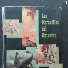 Coleccionismo Álbum: LAS MARAVILLAS DEL UNIVERSO NESTLÉ COMPLETO. Lote 117344987