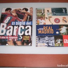Coleccionismo Álbum: LOTE ALBUNES BARSA MADRID. Lote 117745863