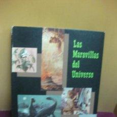 Coleccionismo Álbum: ALBUM DE CROMOS COMPLETO. LAS MARAVILLAS DEL UNIVERSO. VOL. II. SERIES 25 A 48. NESTLE 1957. Lote 118291047